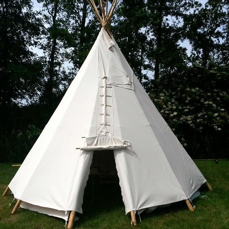 ... c&ing in kent Tipi on Palace Farm ... & Tipis and Bell Tents pre-erected in the Kent Downs