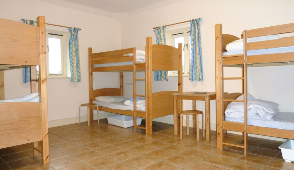 Palace Farm self catering group accommodation